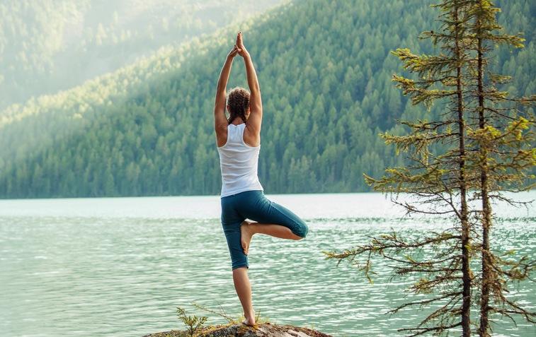 Regular Yoga leads to good health