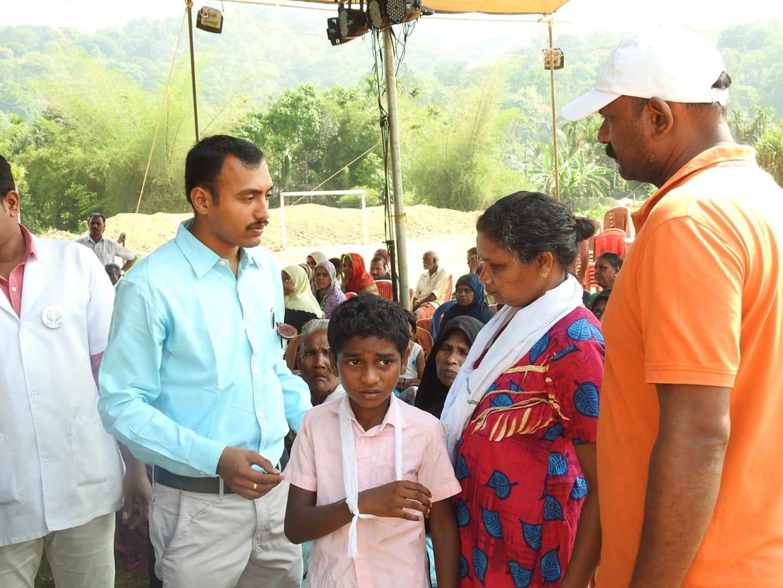 Ayurveda Free Mega Medical Camp at Chempothra, Wayanad, Kerala