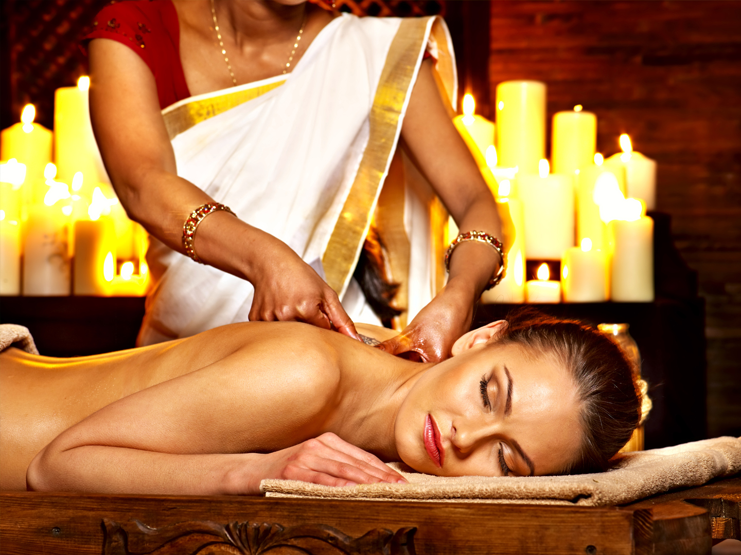 Ayurvedic Massage - For all your health issues in the Season of Karkidaka