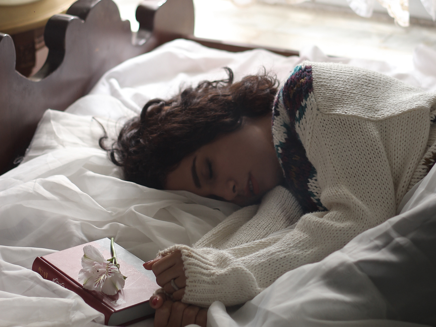 How to Get Sound and Restful Sleep with Ayurveda and Yoga