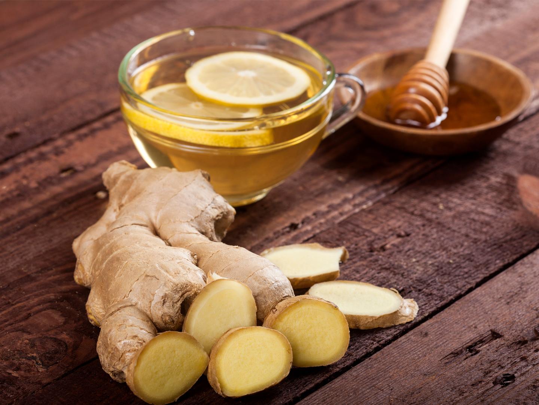 Ayurvedic Recipe for Ginger Elixir - an Immunity Boosting Detox Drink